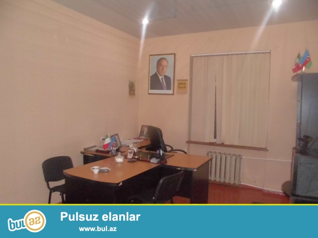Yasamal rayonu Huseyn Cavid prospektinde 5 mertebeli binanin 1-ci mertebesinde 2 otaqli temirli ewyali ofis icareye verilir...
