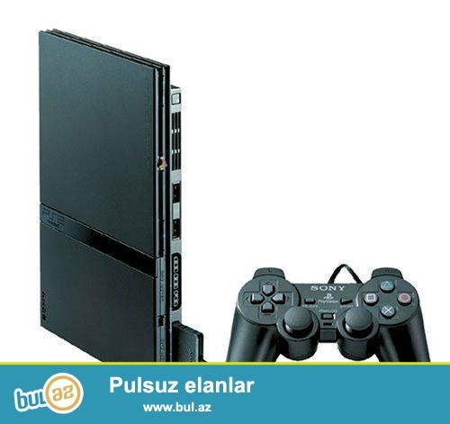 ps2 cox az islenib 1 pult 5 oyun diski