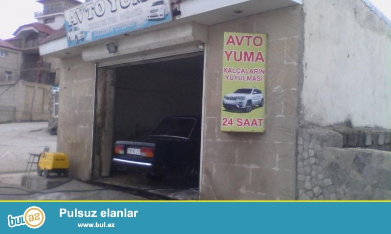 Abşeron rayonunda, Fatmai-Mehdiabaq şossesində (Töhfə şadlıq sarayının yaxınlığında) 80 m2 sahəsi olan obyekt 45 000 AZN satılır (şəkildə gördüyünüz obyektdir)...