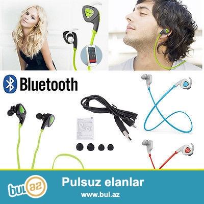 <br />     1. Bluetooth 4.1,guclu stabil siqnal<br />     2...
