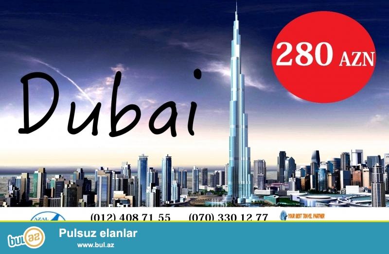 BAKI - DUBAY - BAKI 280 AZN<br /> 01.04.2015 - 05...