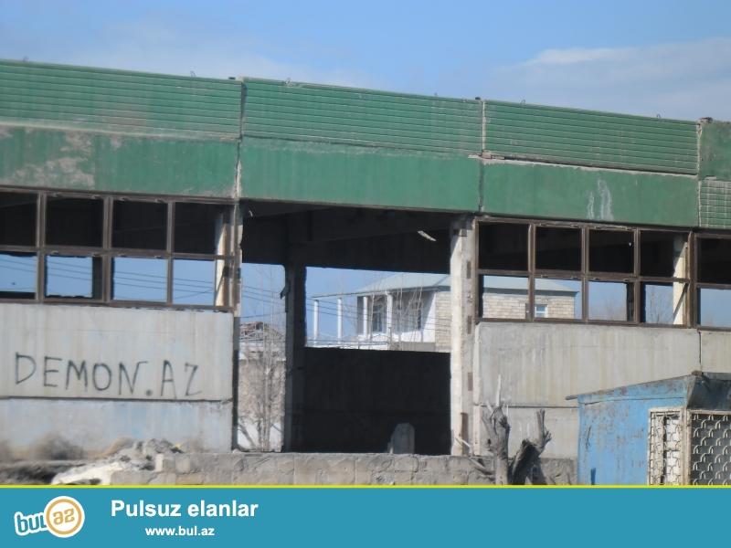 Yeni Yasamalda,1 blok,12 mertebeyə paket sənədlə bir yerdə torpaq satılır -600kvm binanın oturacağı var,1...