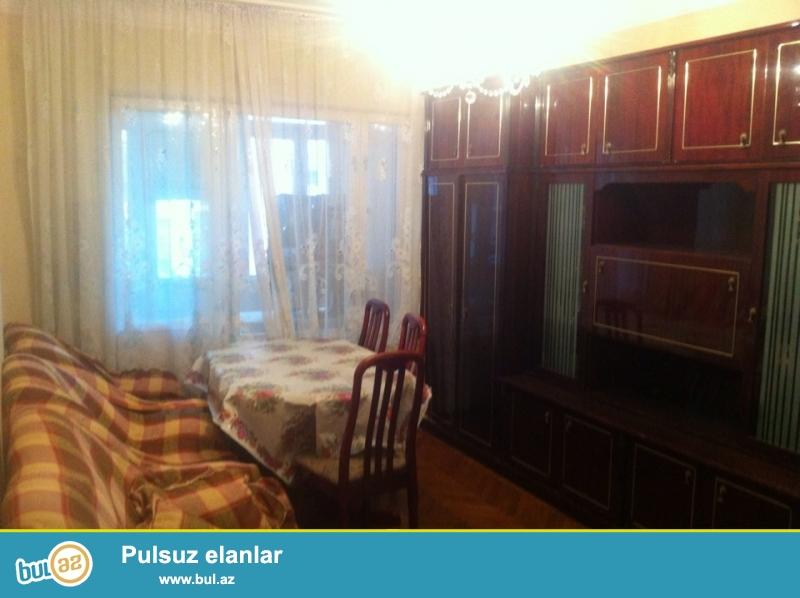 Сдается 2-х комнатная квартира,в центре города, около метро Нариманова...