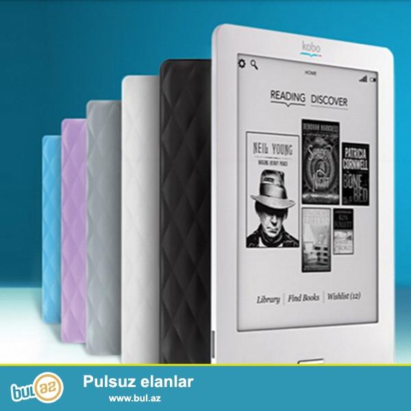 Boyue,kindle,kobo,sony,linfe və digər markalardan olan Ebook reader(elektron kitab oxuyucuların) sifarişlə gətiririk...