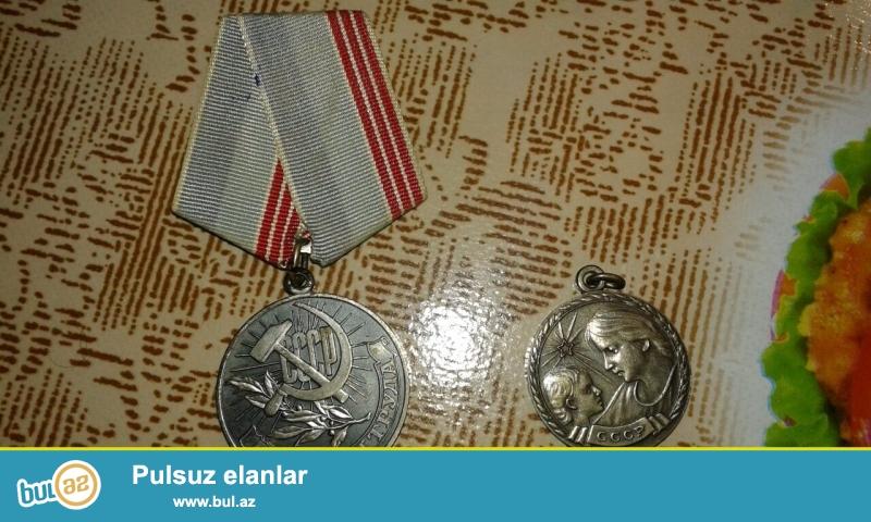 Qedimi SSRİ Medalı<br /> 0556433336 Watsapp