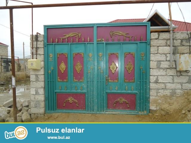 Səməd usta plastic - Sabunçu rayonu Zabrat Maştağa yolunda, Araz merket və Azpetrolun yaxınlığında, məktəbdən 150 metr , əsas yoldan 300 metr aralıda 1...