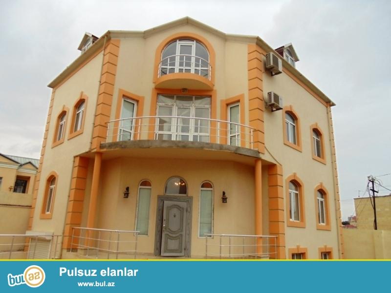 **РУФАТ*АЙНУР**    Продается   3-х   этажный новопостроенный   особняк   в   Патамдаре,  возле Гелин    Гая...