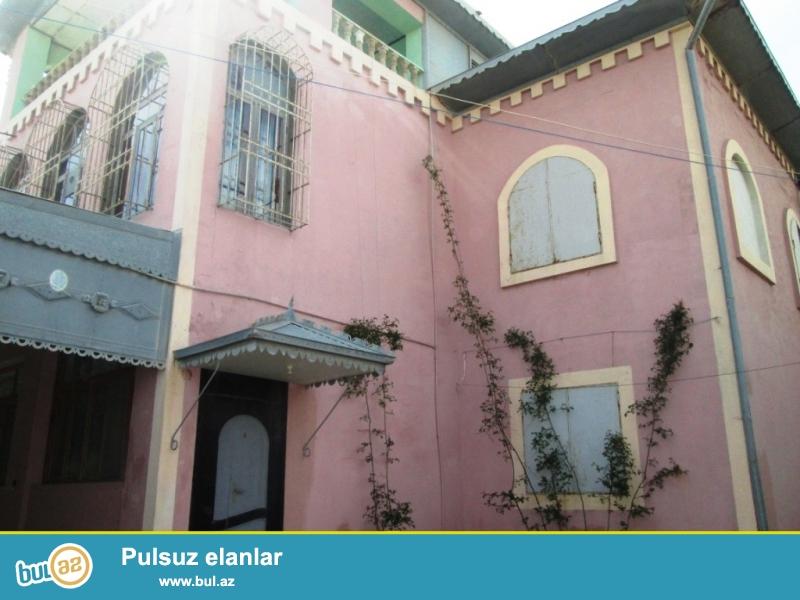 **РУФАТ*АЙНУР**    Сдается    3-х   этажная   дача  у   Сары    Гая,   в    Новханы,  16   сот,   550 кв...
