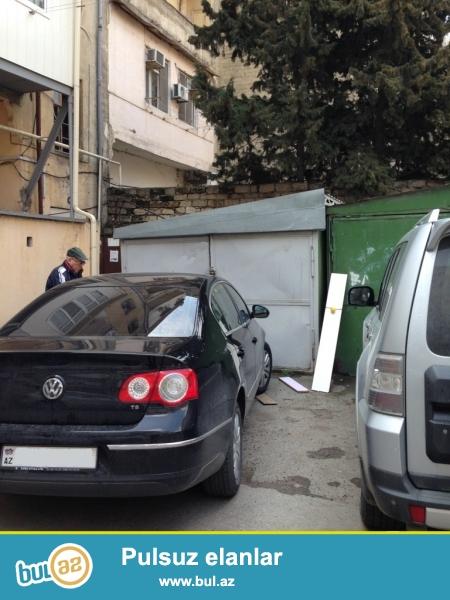 Срочно продается гараж  ок. дворца им. Г. Алиева по  пр...
