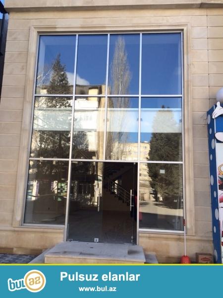 """Сдается 2-х этажный отдельно-стоящий объект + подвал, в послеке Бакихагоыв (разин)за """"Aygun City""""..."""