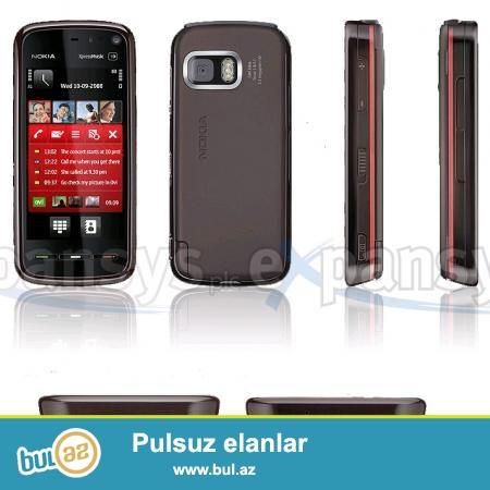 Nokia 5800 XpressMusic Satiram. <br /> Orginal.Problemsiz teldi...