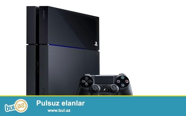 Prokata Playstation 4 və 3 verilir. Ps3 - günü 10 manat...