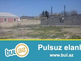 MUSA Abşeron rayonu Güzdək ərazisində yola yaxın məsafədə ayrılıqda 2 ədəd 10 sot torpaq sahəsi satılır...