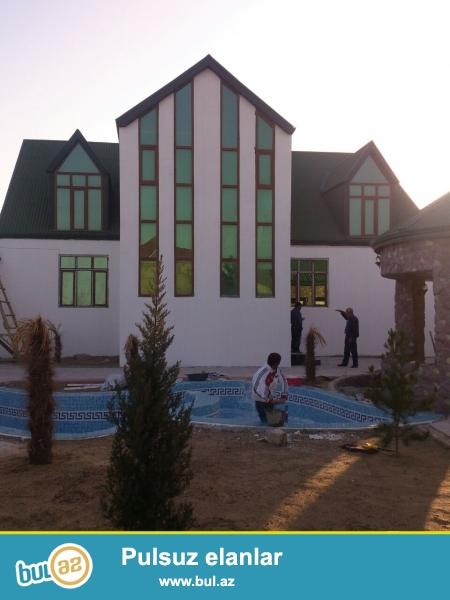 Очень срочно , в очень элитном районе в поселка Бузовна рядом с морем продается 2-х этажный частный дом, расположенная на 13 сотках земельного участка ...
