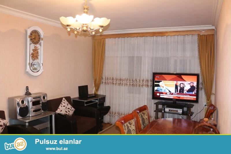 DƏYƏRİNDƏN AŞAĞI!!!  Yasamal rayonu, Asan Xidmət və 28 nömrəli polis bölməsinin yaxınlığında 4/5 ümumi sahəsi 47 kv...