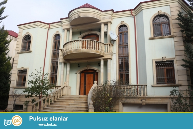 Nərmanov Rayonu İbrahimpaşa Dadaşov küçəsi yaxinliginda 2 mertebeli Villa İcarəyə Verilir...