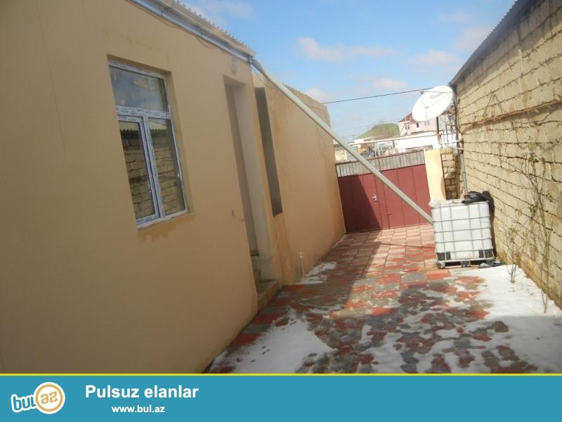 Xirdalanda    5 daw  kursulu 3 otaqli tam temirli heyet evi satilir...