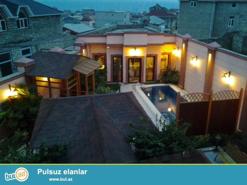 Badamdarda panorama restoranına yaxın 16 sotun içərisində 800kv...