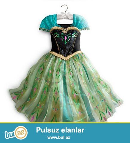 Детское Платье Белоснежки . Размер - 140. Возраст: 7-8 лет. Длина - 100 см.