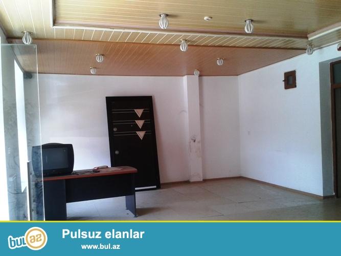 Cдаестя пустое помещение в центре города, около метро Гянджлик...