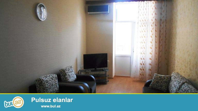 Сдается 3-х комнатная квартира,в центре города,по проспекту Бюль Бюля, рядом с дворцом имени Г...