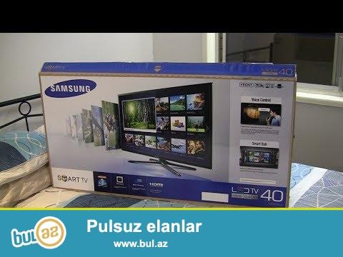 Televizor yenidir, hazirki satish qiymeti 1200 AZN, daha munasib qiymete teklif edilir, 1000 AZN...