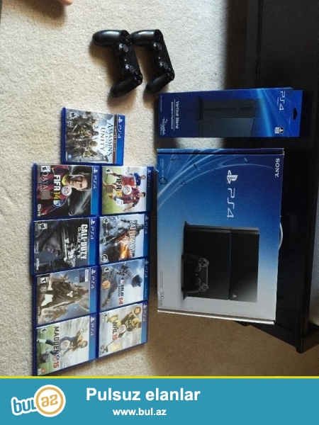 PROMO TƏKLİF :: 2 GET 1 PULSUZ ALIN<br /> <br /> Sony PlayStation 4 (Son Model) - 500 GB Jet Black Console * NEW *<br /> <br /> (Əlaqə məlumatı)<br /> <br /> https://www...