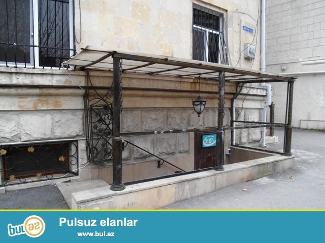 Yasamal rayonu Insaatcilar prospektinde 200kvm podval obyekt arendaya verilir...