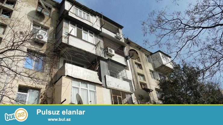 """По улице Шарифзаде, недалеко от ресторана """"Кактус"""" и т/к АТВ, около """"Asan Xidmət"""" и Ясамальского рынка продается 3-х комнатная квартира..."""