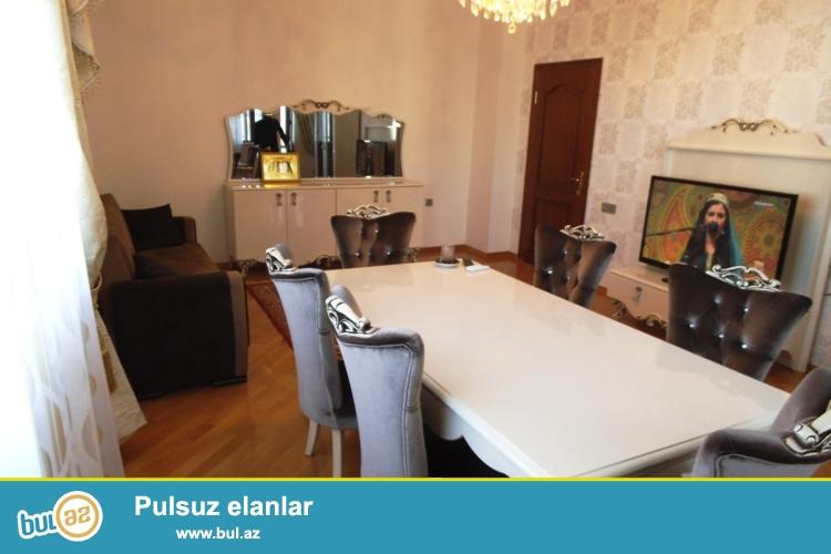 Сдается 3-х комнатная квартира в престижной новостройке,по проспекту Тбилиси...
