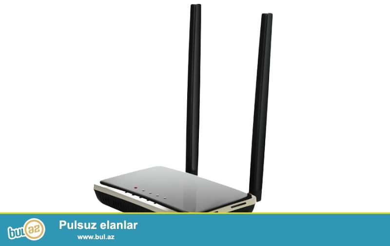 """""""SAZZ""""simsiz internet. xidmətləri yeni çoxfunksiyalı stasionar modemi satışa təqdim edib..."""
