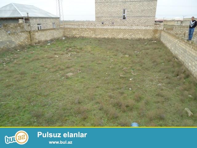 TURAL Sabunçu Rayonu Zabrat 2 qəsəbəsində 148 № marşurut dayanacağından 300 mt məsafəsdə 6 sot torpaq sahəsi atılır...