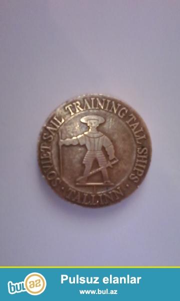 http://www.kruzenshtern.info/eng/history/ Bu saytda Medalyon haqqinda butun melumatlara yiyelene bilersiz ş Onu da demek isteyirem Cox Qedim Yasa malikdir!!!