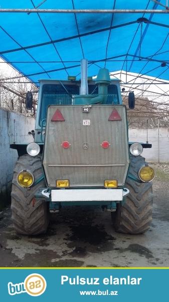 traktor t 150 satiram barterde mumkundur saz vezyetedir
