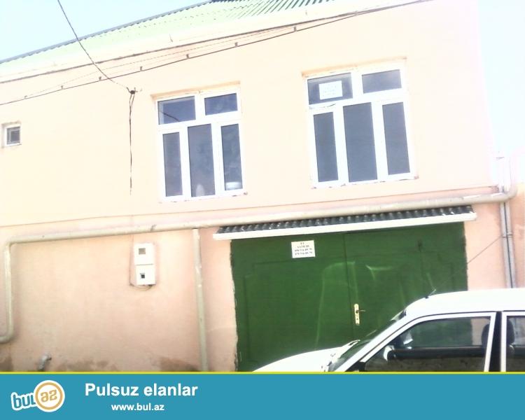 Ev 3 otaq, 1 zal,1 kalidor, 1 mətbəx, 1 tualet və1 hamamlı evdir...