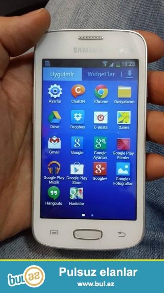 Samsung 7262 SATILIR ela veziyyetde<br /> Ela tel 070 273 05 05<br /> Qiymet 75 azn sonudu
