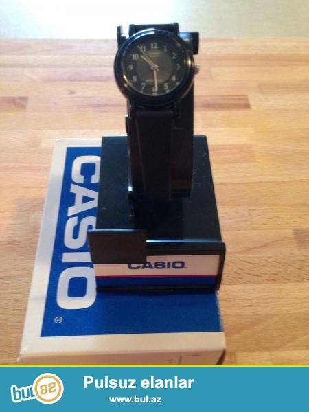 Yeni Orijinal, Marka qadin saatlari <br /> Marka: Casio <br /> 2 modeli var hazirda...