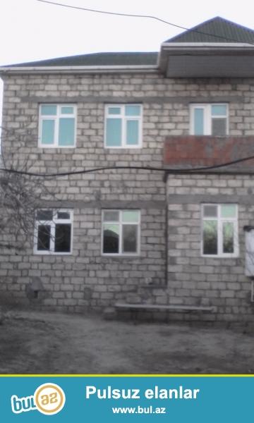 Binaqadida Mascida  yaxin   2  Martabali  3  otaqli ev satilir  90 kv ev  1 sot hayati var  ev ala tamirlidir cut dasla tikilib   evde yasayis var   dayarindan asagi tacili satilir   sanadi baladiyye sanadidir