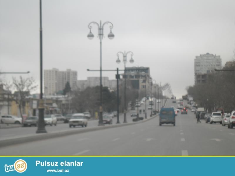 Heydər Əliyev pr.(Maskovski pr),75 sot özəl torpaq,yolun üstündə-7...
