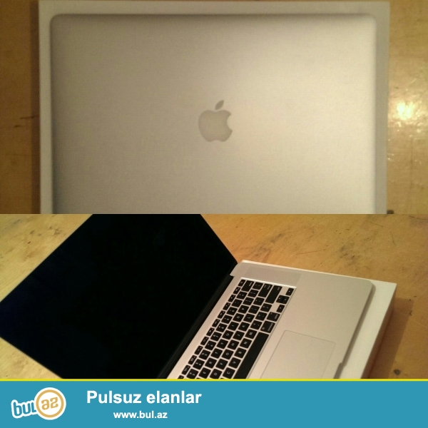 MacBook Pro (Retina, 15-inch, Mid 2014)<br /> OS X Yosemite / 10...