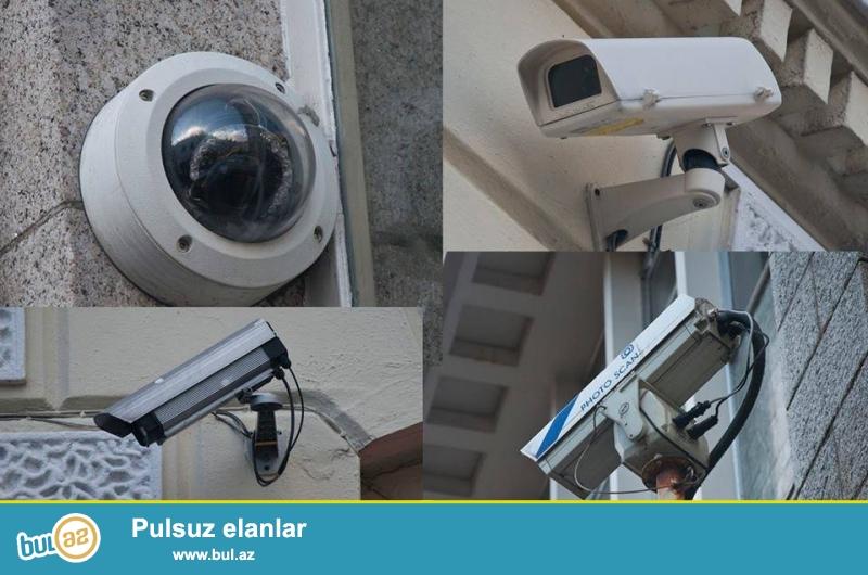 'EuroTech Group' şirketi istenilen yasayiş ve qeyri-yaşayiş sahelerinde(interyer, dizayn, temir zedelenmeden) tehlukesizlik kameralarinin quraşdirilmasi ve kameralarin temiri işlerini teklif edir...