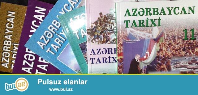 Azərbaycan Tarixi və Dünya Tarixlərindən yüksək səviyyəli hazırlıqlar təklif edirəm.