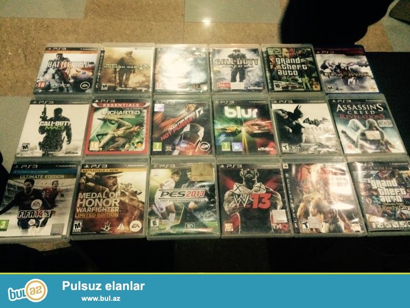 Ps 3 oyunlarinin satisi. Playstatin 3 e oyunlarin yazilmasi...