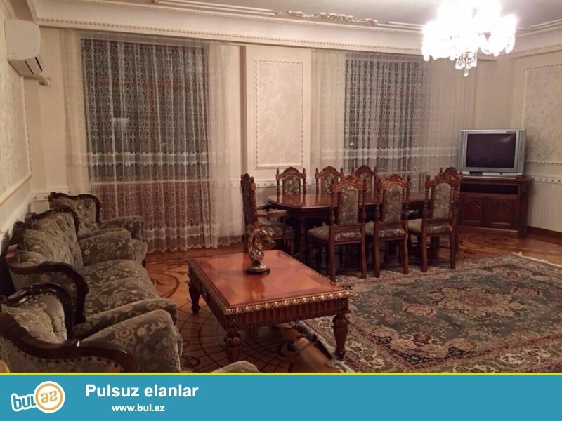 Сдается 4-х комнатная квартира в престижной новостройке,в центре города, рядом с Российским посольством, рядом с Министерством Финансов...