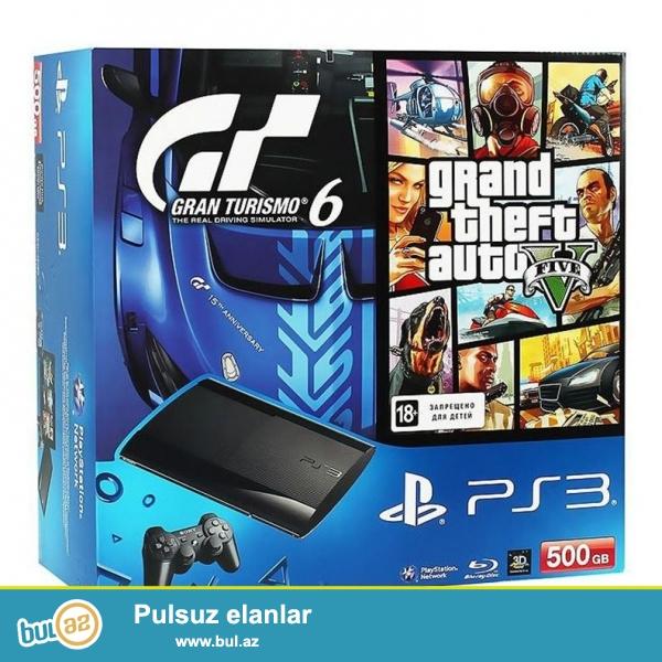 Срочно продаётся Playstation 3.В хорошем состоянии...