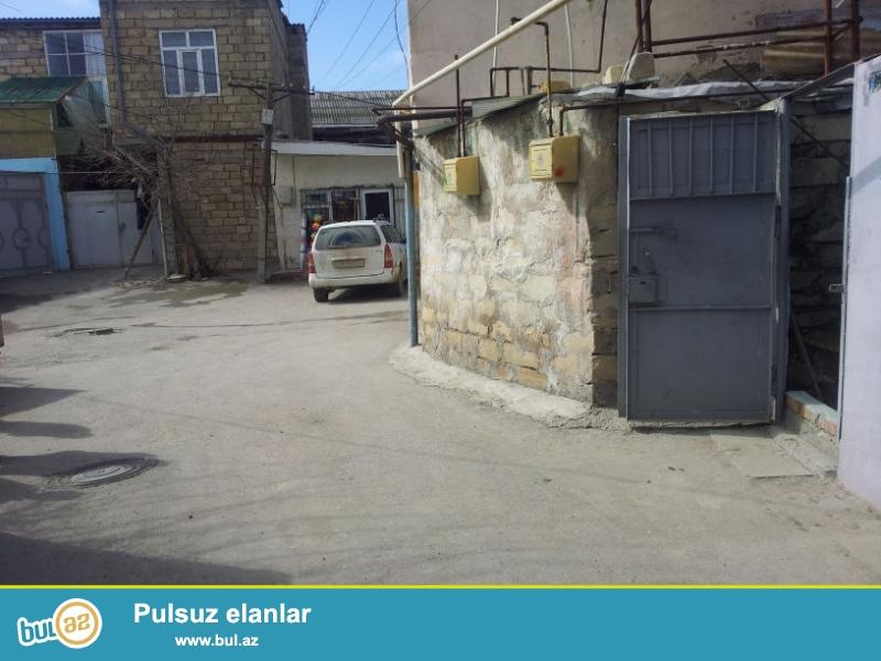 Keşlə qəsəbəsində 2 otaqlı həyət evi satılır...
