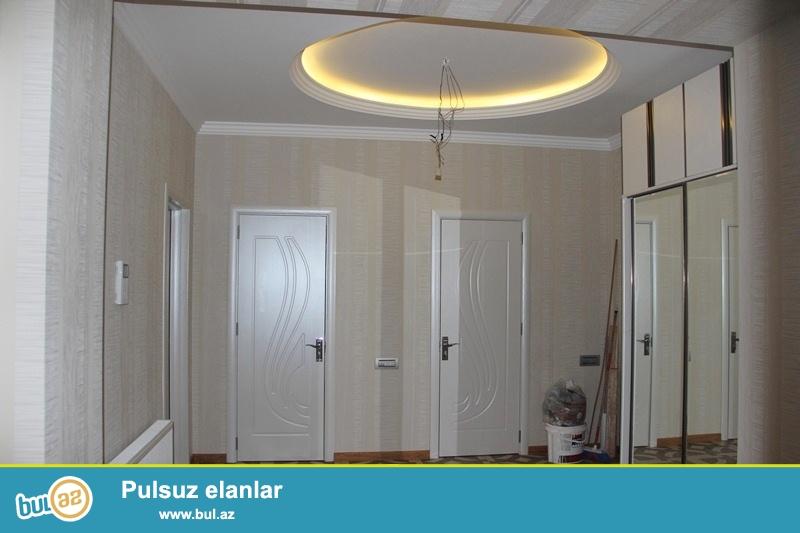 Qaz+Kupça (çixariş) olan Yeni tikili binada Həzi Aslanov m...