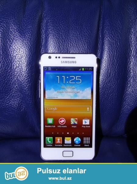 Samsung Galaxy S2 satıram. Yaxşı vəziyyətdədir