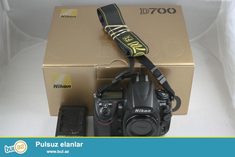 Nikon D700 SLR Kit 24-120mm Lens<br /> <br /> (Əlaqə məlumatı)<br /> <br /> https://www...