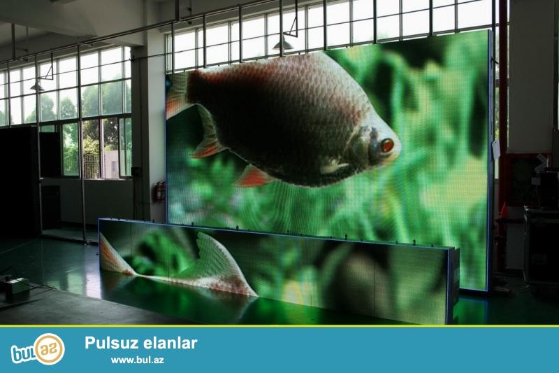 Светодиодные LED экраны для помещений<br />  <br /> Светодиодные экраны для помещений могут использоваться как рекламные носители в торговых центрах, на концертах, различных развлекательных аренах, ночных клубах или просто для проведения презентаций на конференциях, форумах и других массовых мероприятиях...